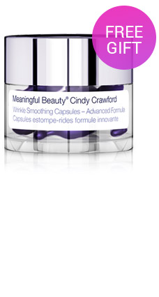 Meaningful Beauty® Cindy Crawford Wrinkle Smoothing Capsules